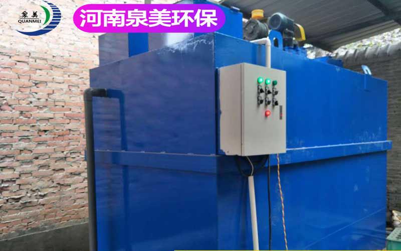 温雁酒厂污水处理设备应用案例