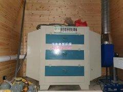 泉美环保宝泉景区污水处理设备项目案例