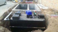 地埋式污水处理设备对设备的要求标准
