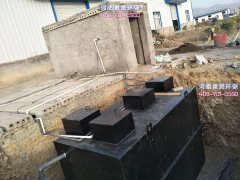 怎么选购合格的污水处理成套设备?