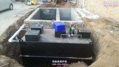 一体化污水处理设备日常维护的要求
