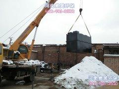 生活污水处理设备外壳生产的技术标准
