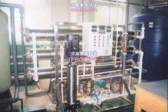 工业污水处理设备运行中的注意事项