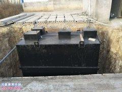 使用一体化污水处理设备有什么好处