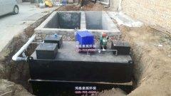 一体化污水处理设备开机使用前准备事项