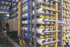 工业污水处理设备处理工业污水可以达到什么标