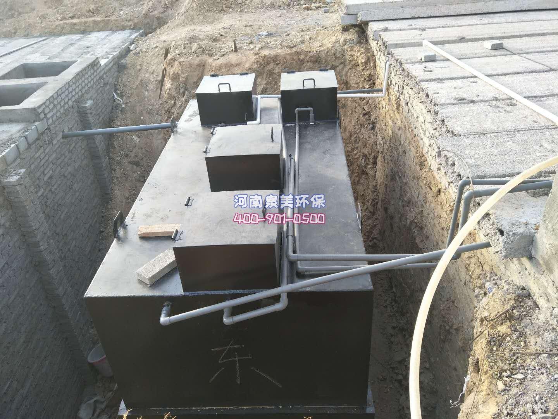 地埋式污水处理设备有哪些