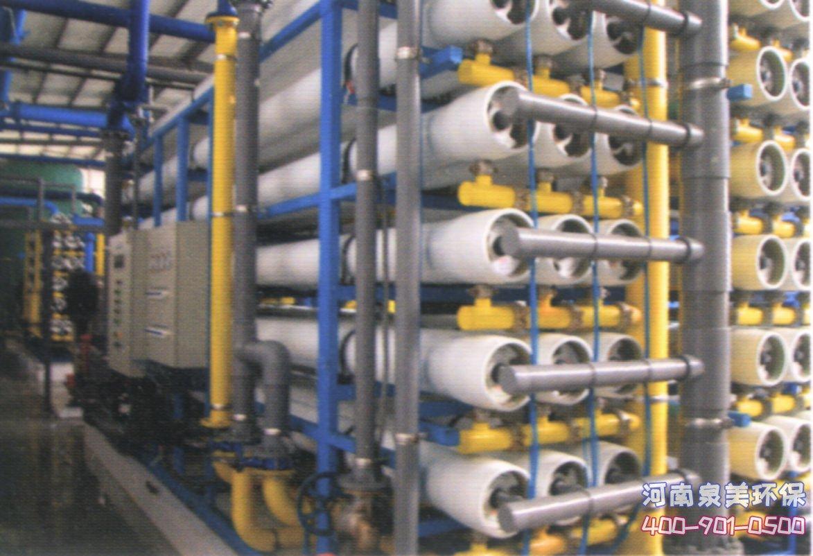 工业污水处理设备的类型