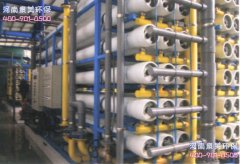 工业污水处理设备都有哪些类型