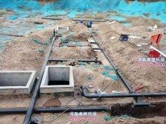 影响地埋式污水处理设备效果的原因