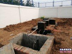 地埋式污水处理设备要注意日常维护