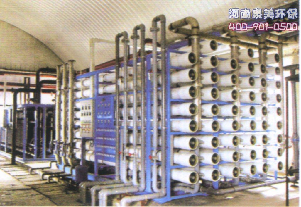 工业污水处理设备维护步骤