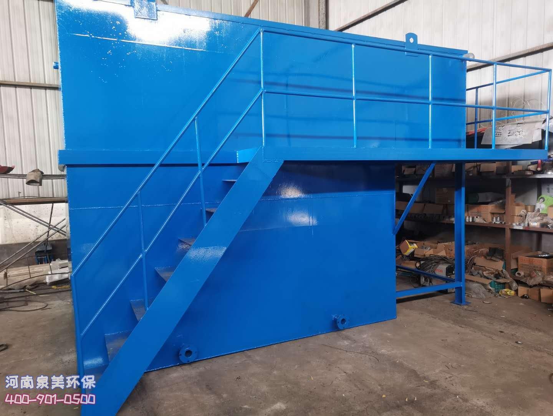 工业污水处理设备常用技术
