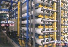 工业污水处理设备采用玻璃钢材质有什么好处