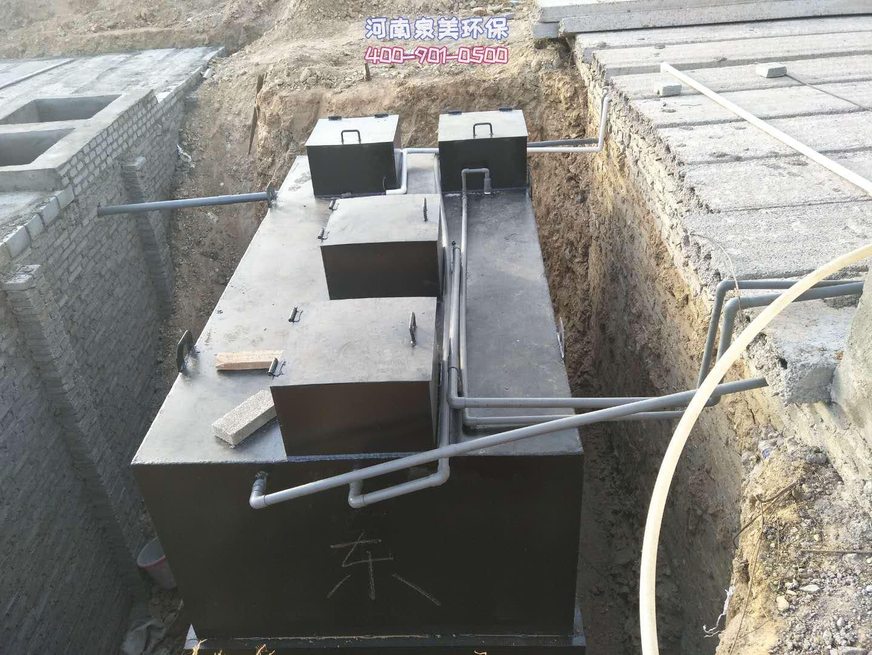 污水处理成套设备使用注意事项