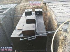 污水处理成套设备使用要注意这几点