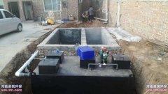 地埋式污水处理设备使用中旁边不能放易燃物