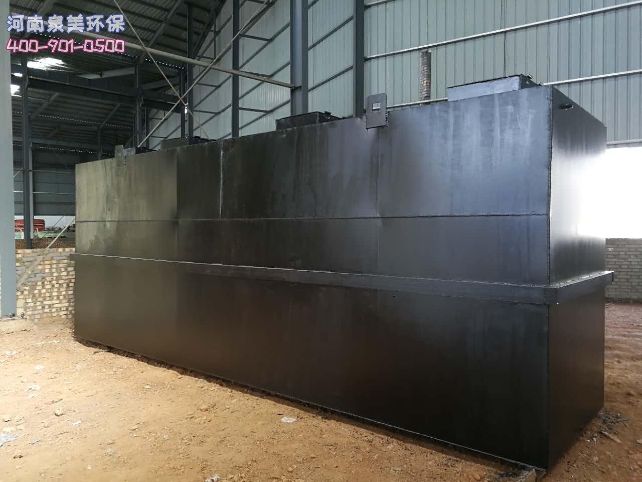 污水处理成套设备可以用于农村污水处理