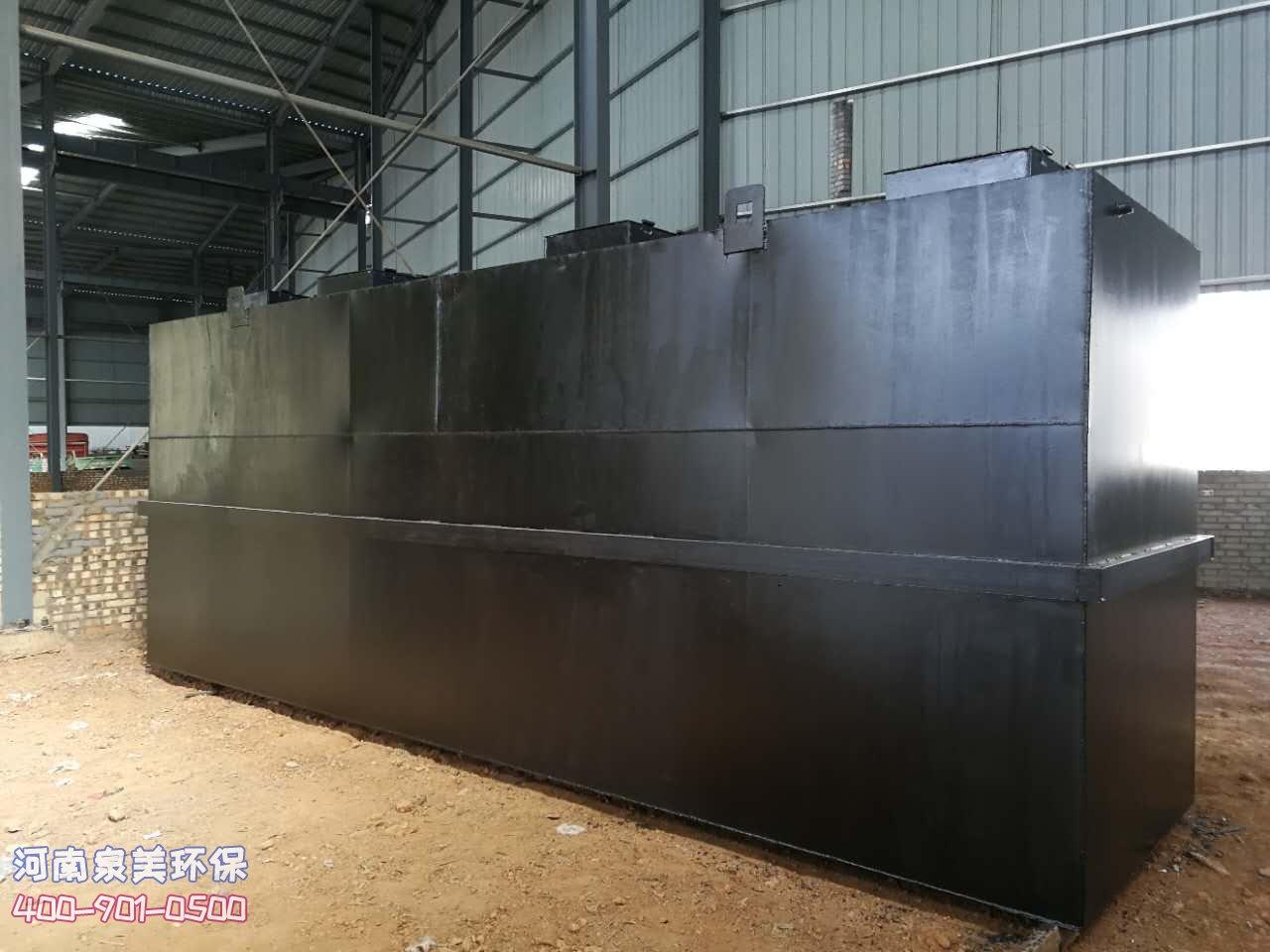 污水处理成套设备可以用来处理农村污水