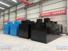 污水处理成套设备的日常维护和定期维护