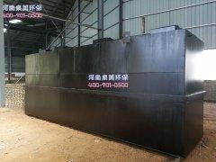 污水处理设备的氧化池相关问题解决方法