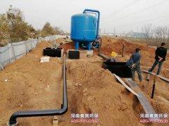 生活污水处理设备工作时候没泡沫怎么回事?