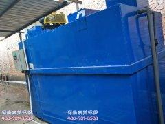 小型污水处理成套设备常见两个工艺问题