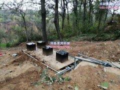小型地埋式污水处理设备的污泥怎么转化?