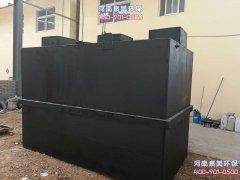 蚌埠生活污水处理设备厌氧池为啥装曝气装置?